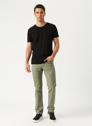 Lee&Wrangler Lee & Wrangler Arizona Yeşil Chıno Pantolon Yeşil